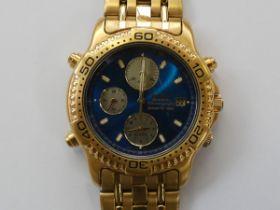 Seiko chronograph sports 150 wristwatch