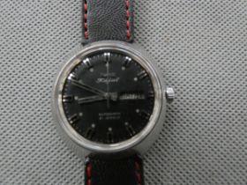 HMT Kajal 21 jewels automatic wristwatch