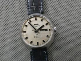 HMT Rajat 21 jewels automatic wristwatch
