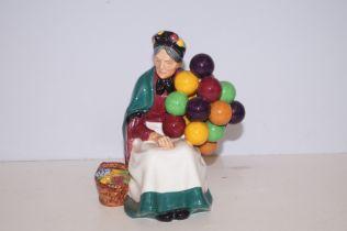 Royal Doulton The old balloon seller HN1315