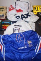 Preston North end, 1996 England, 1996 France & 1 o