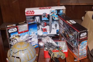 Collection of Star Wars