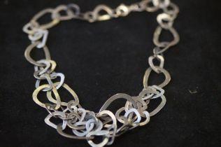 925 Designer necklace Weight 53g