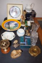 Collectables to include Wedgwood Clarice Cliff lim
