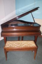 Hopkinson of London Baby Grand Piano together with