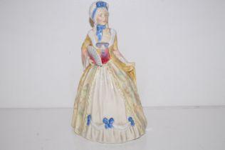 Royal Doulton HN2007 Mrs Fitzherbert HN2007