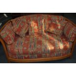 An Ercol Blonde 2 Seater Sofa (Excellent condition