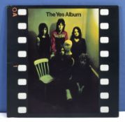 The Yes album, Atlantic Records K 40106, VG+ to near mint