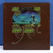 Yes - a copy of the three record album Yessongs, complete with colour brochure, Atlantic Records