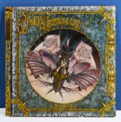 Jon Anderson - a copy of Olias of Sunhillow, printed inner sleeve, Atlantic Records K50261, VG+ to