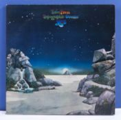 Yes - a copy of double album Tales from Topographical Oceans, Atlantic Records K 80001,