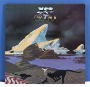 Yes - a copy of Drama with lyric sheet, Atlantic Records K50736, VG+ to near mint