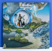 Steve Howe a copy of Beginnings, VG+ to near mint
