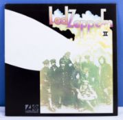 Led Zeppelin II - Atlantic Records K 40037, VG+ to near mint