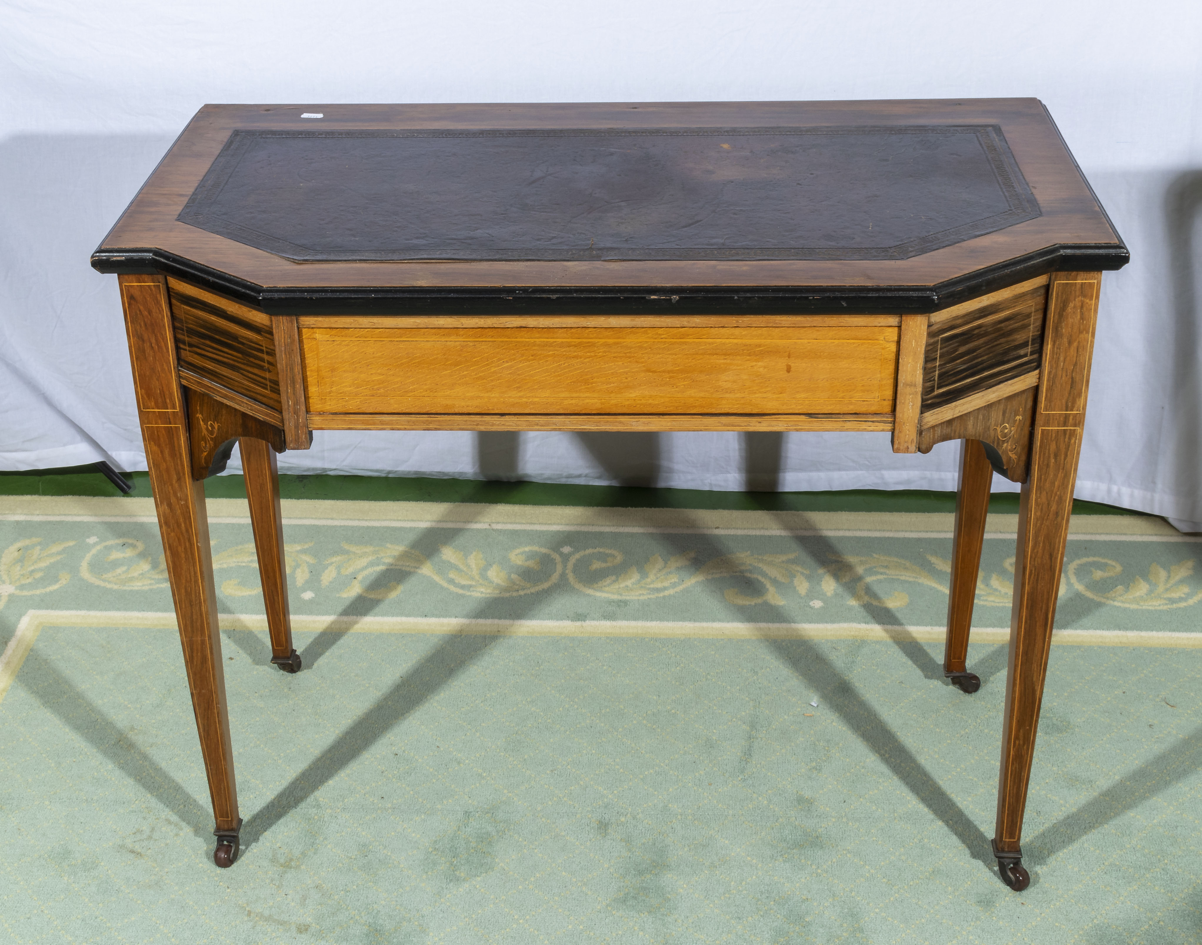 A side writing table. 90cm x 50cm