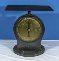 A Salter weigh scale model 50T