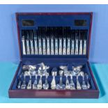 A canteen of Kings pattern cutlery, 100 pieces