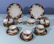 An Aynsley part tea set