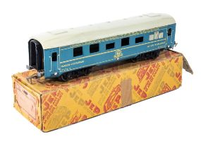 French JEP O gauge SNCF restaurant car with box