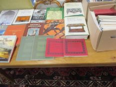 Books - Furniture, Architecture and Antiques related books to include The Treasure Houses of Britain