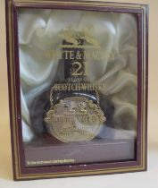 One boxed Whyte & Mackay 21 year old Scotch Whisky, 75cl Location: R.3