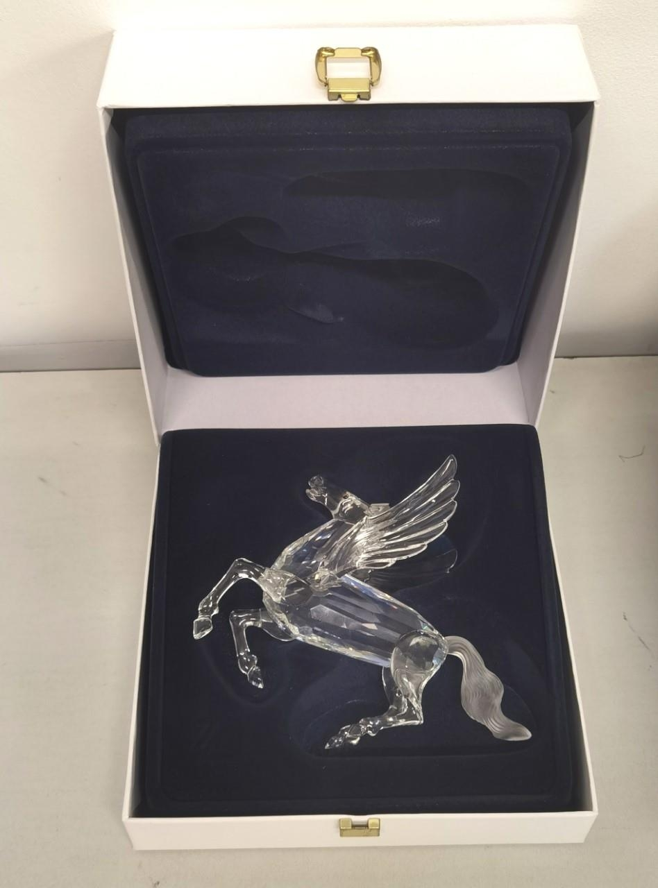 A Swarovski Crystal Annual Edition 1998 'Fabulous Creatures - The Pegasus' A/F with box and - Image 6 of 6