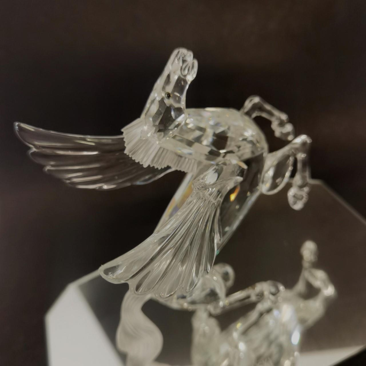 A Swarovski Crystal Annual Edition 1998 'Fabulous Creatures - The Pegasus' A/F with box and - Image 4 of 6