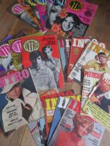A quantity of 1960's Intro magazines (later Petticoat magazine) from Issue No1 September 23 1967 -