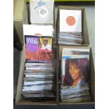 Four boxes of Soul/R&B/Dance 7 inch singles