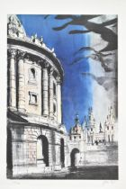 John Piper (1903-1992) Radcliffe Camera, limited edition lithograph, signed and numbered 148/150