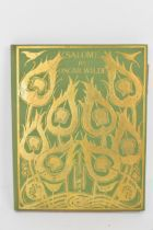 Oscar Wilde (1854-1900), Salome, London and New York, John Lane 1907 with fifteen illustrations by