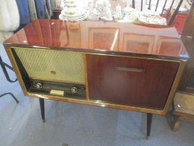 A vintage Phillips radiogram