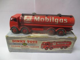 A Dinky 942 Foden 14-ton Tanker, boxed