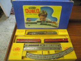 A boxed Hornby Dublo P22 The Royal Scot train set