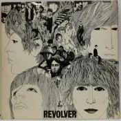 "The Beatles 'Revolver', original 1966 UK mono pressing, label states ""Doctor Robert"" sleeve"