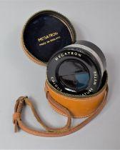 A Leather Cased Megatron Colour Light Meter