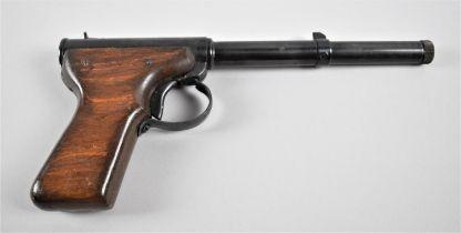 A Vintage Diana Mod II .177 Calibre Air Pistol