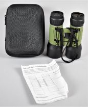 A Modern Cased Pair of Bear Grylls Trail Binoculars