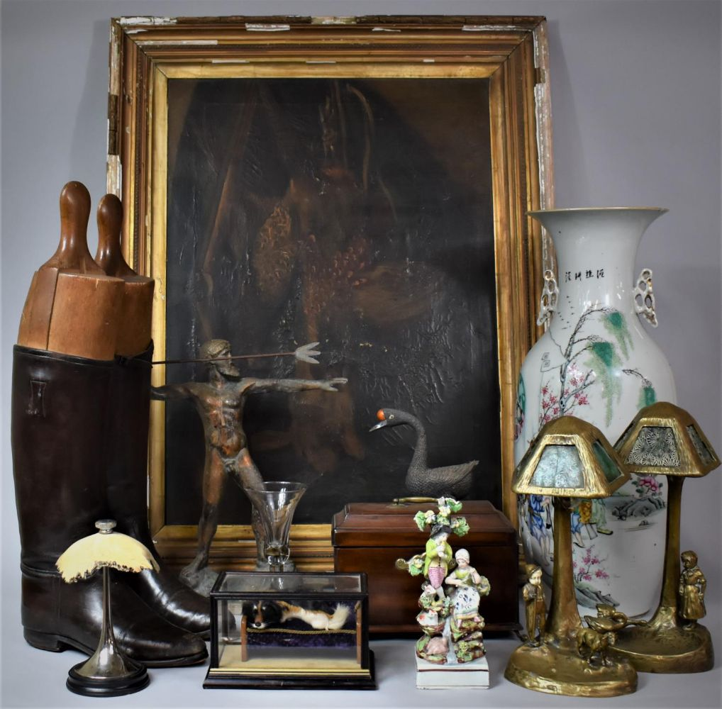 Antiques and Collectables Together with Remaining Lots from 19/10/21 Sale