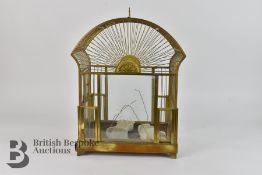 Edwardian Era Genykage Canary Bird Cage