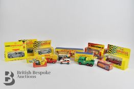 14 Boxed Diecast Cars