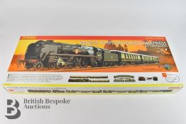 Hornby Venice Simplon-Orient-Express British Pullman Electric Train Set in Original Box