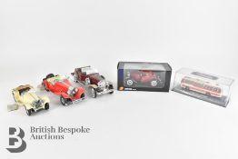 Quantity of Model Cars