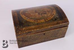 Regency Inlaid Inkbox