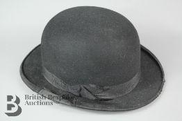 Gentleman's Dunn & Co Bowler Hat