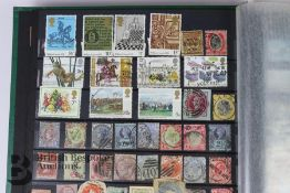 Quantity of All-World Stamps