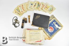 Items with Interesting Social History