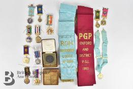 Royal Antediluvian Order of the Buffalo Paraphernalia