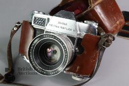 Kodak Retina Reflex III Camera