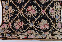 Needlepoint Wool Carpet